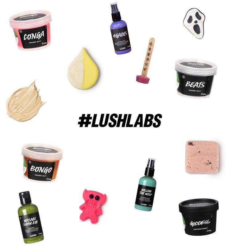lush labs juni 2019 - Lush nieuwtjes | Vaderdag, Lush Labs & make-up kwasten