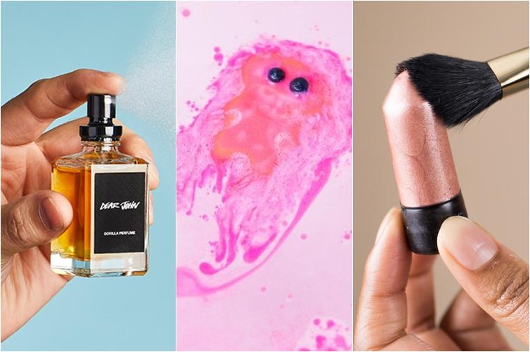 lush nieuws juni 2019 - Lush nieuwtjes | Vaderdag, Lush Labs & make-up kwasten