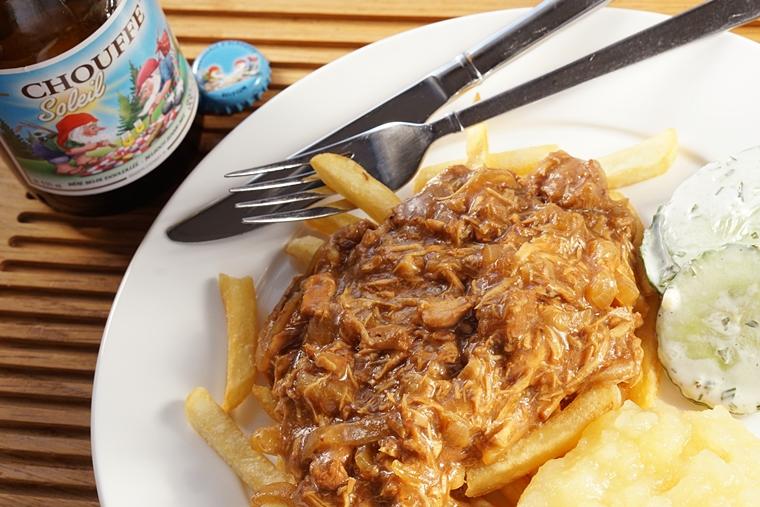 zoervleisch met kip recept 3 - Limburgs Zoervleisch met kip