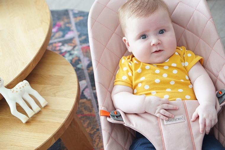 BabyBjörn Bouncer Bliss ervaring review
