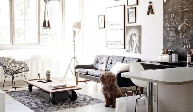 industrieel wonen tips 2 - Home | Tips voor een industrieel interieur