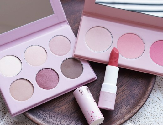 Lavera Natural Pastel Edition make up review
