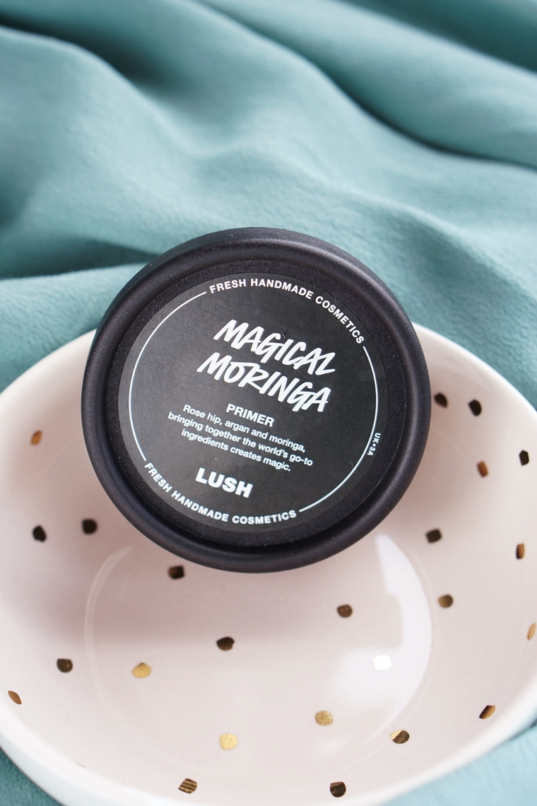 lush magical moringa review 1 - Lush Magical Moringa primer