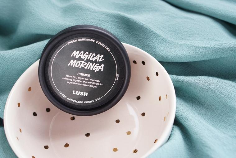 lush magical moringa review 2 - Lush Magical Moringa primer