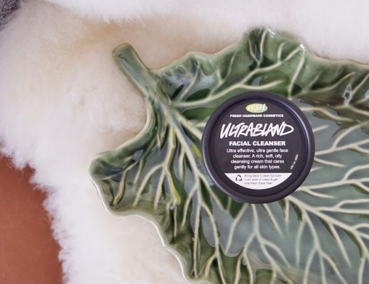 Lush Ultrabland reiniger review
