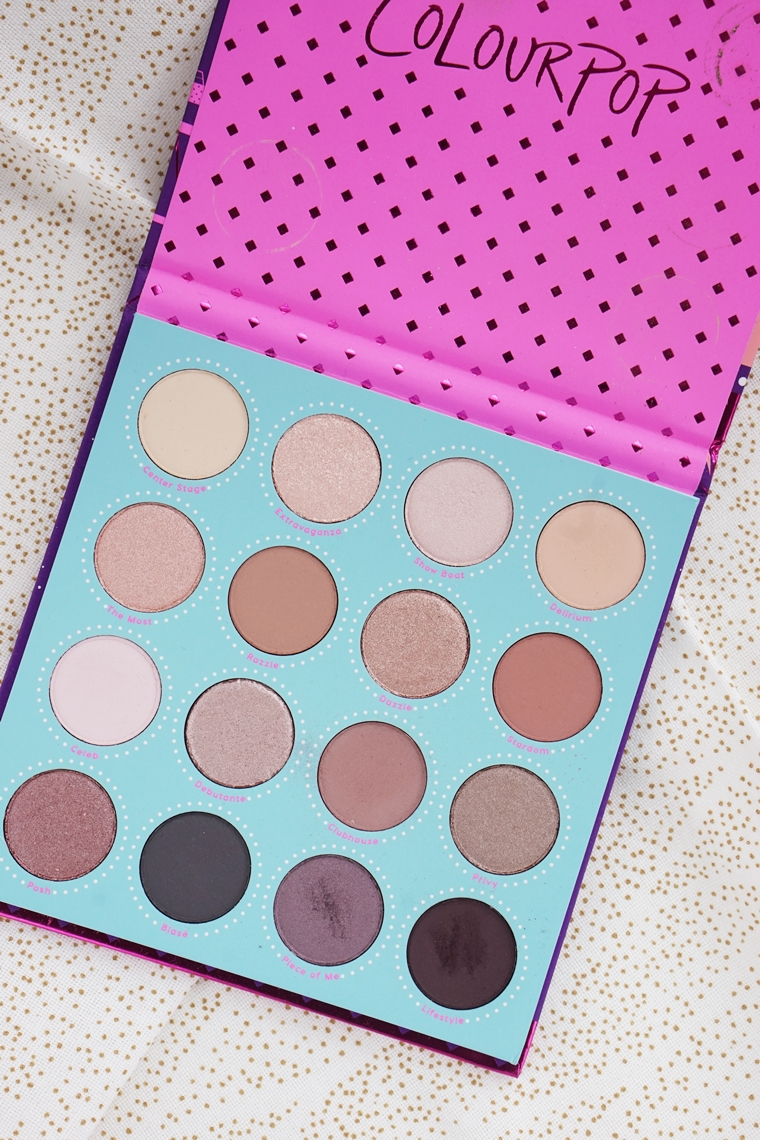 make up palettes 5 - Mijn top 5 | Make-up palettes (+ wishlist)