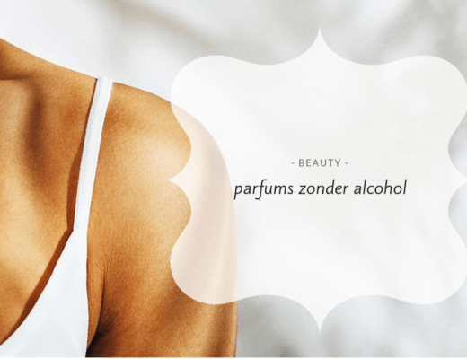 parfums zonder alcohol