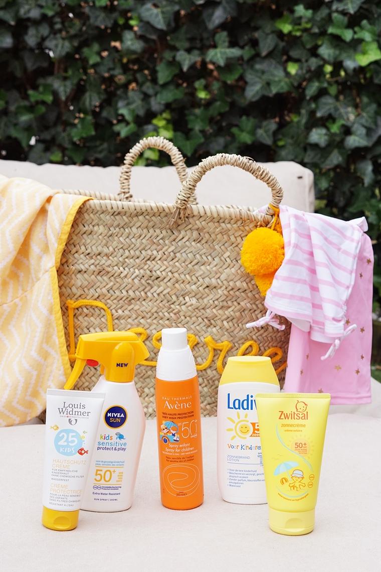 zonbescherming voor kinderen tips