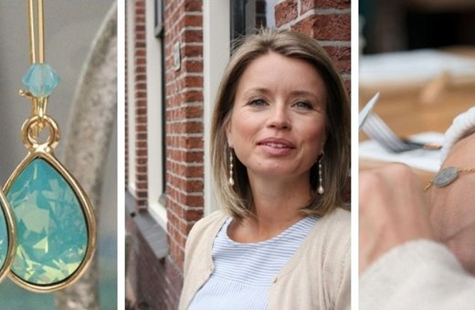 Erlinde Kramer, Jewels with Flair, interview