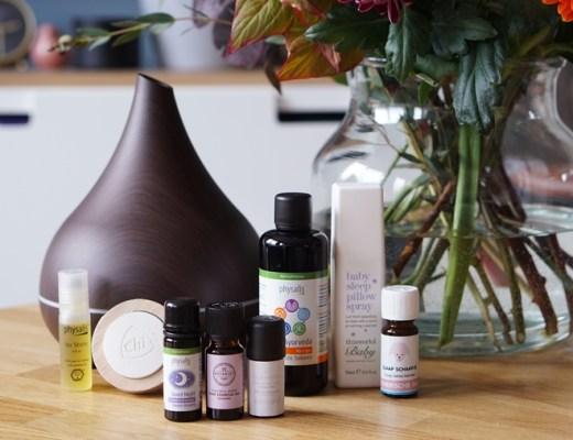 favoriete aromatherapie producten