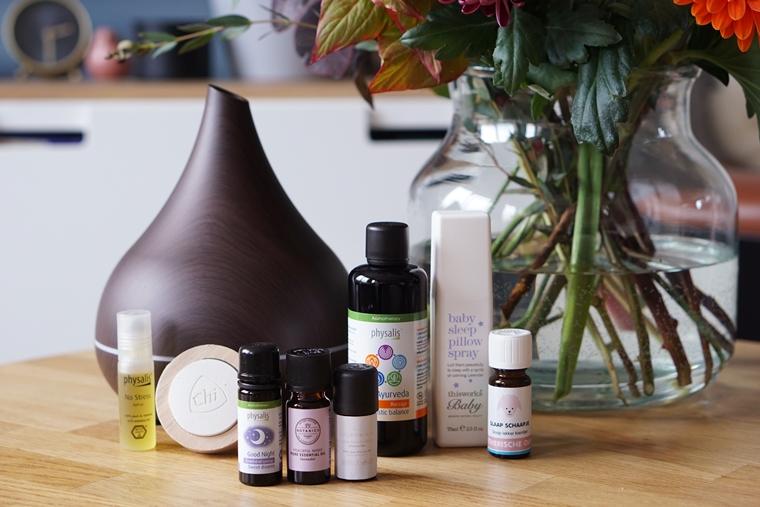 favoriete aromatherapie producten 1 - Selfcare | Mijn favoriete aromatherapie producten