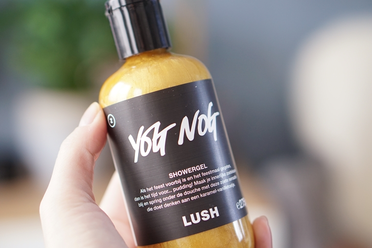 lush yog nog showergel body conditioner review 3 - Love it! | Lush Yog Nog showergel & body conditioner