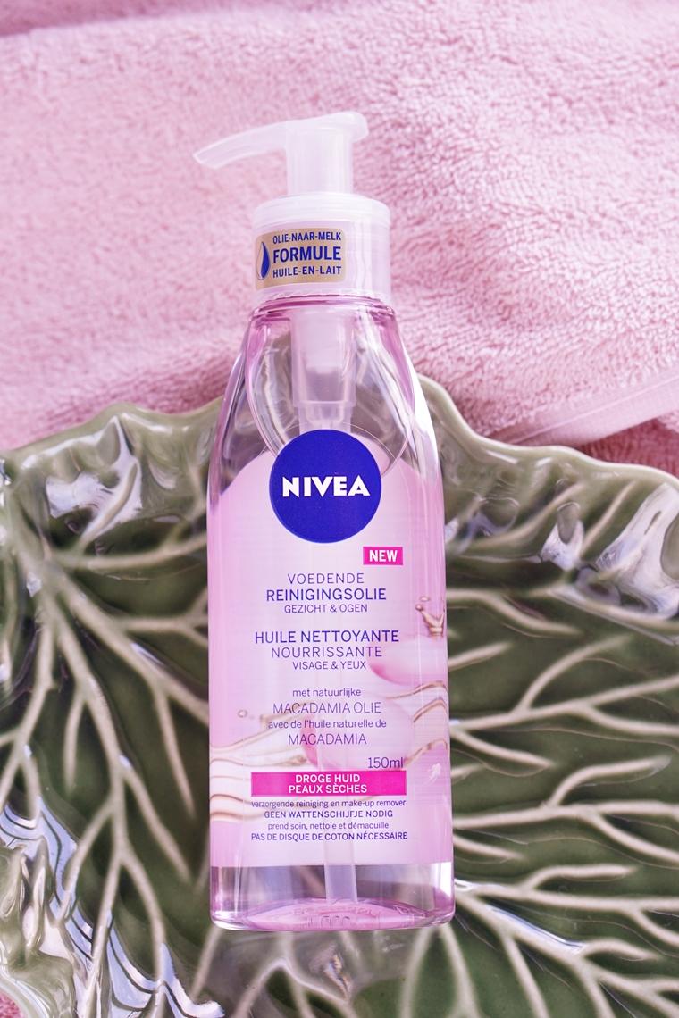 nivea reinigingsolie review 2 - Budget beauty tip | Nivea reinigingsolie