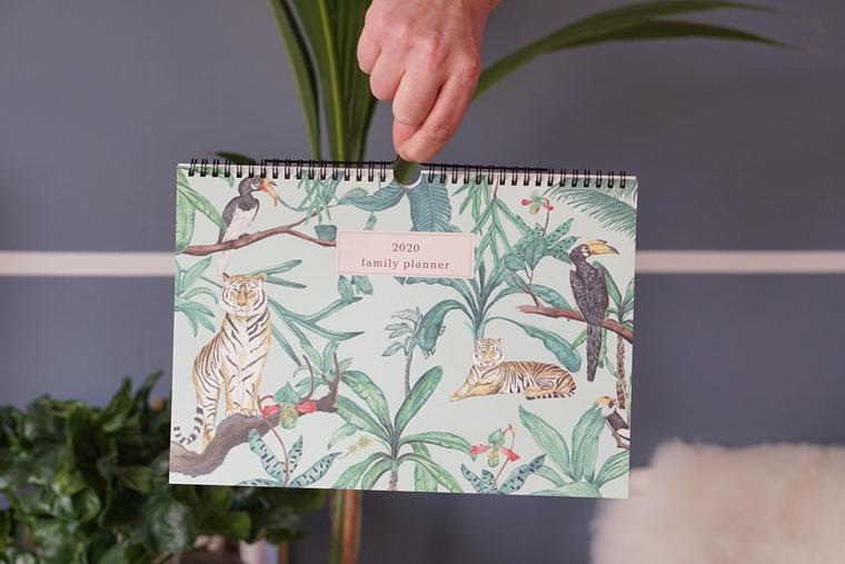 family planner a journal 1 - Tips voor het gebruik van een family planner
