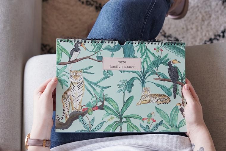 family planner a journal 2 - Tips voor het gebruik van een family planner