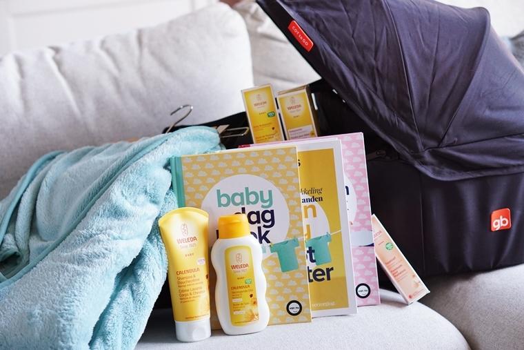 babypakket winactie 2 - Fijne musthaves voor een newborn baby (en mama!)