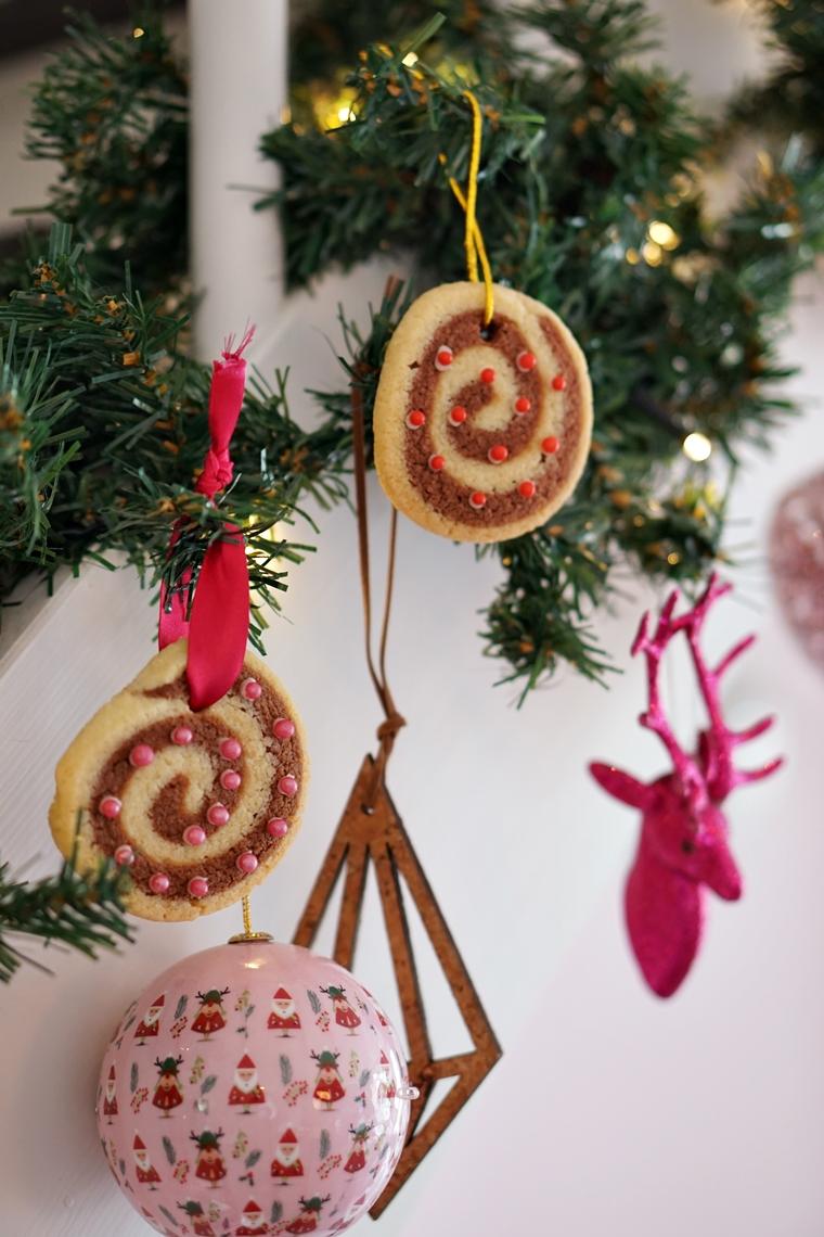 kerstbal koekjes recept 1 - The Cookie Bakery | Kerstbal koekjes
