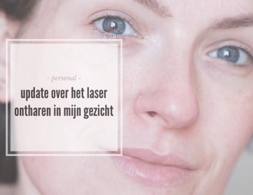 laser ontharen gezicht beharing ervaring