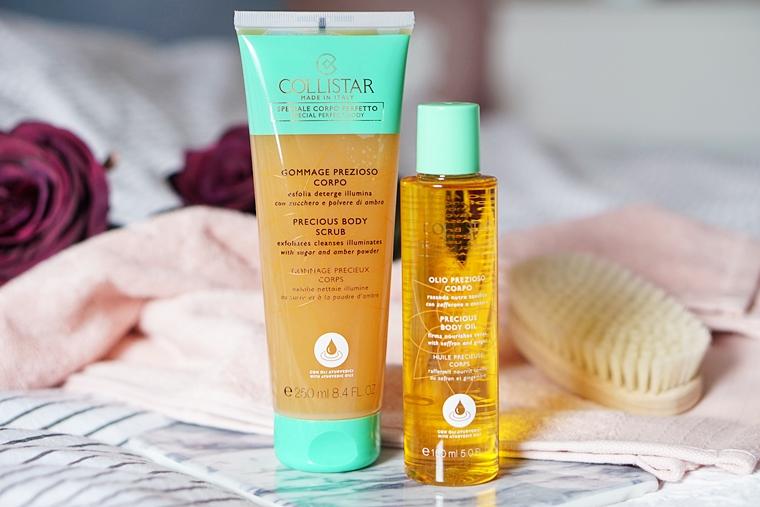 collistar precious body scrub collistar precious boy oil review 2 - Collistar precious body scrub & precious body oil