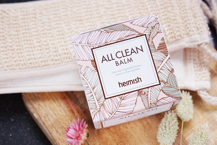 heimish all clean balm review 1 - Korean beauty | Heimish all clean balm
