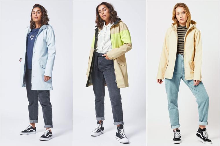 leuke regenjassen tips 1 - Tips voor goede én fashionable regenjassen!