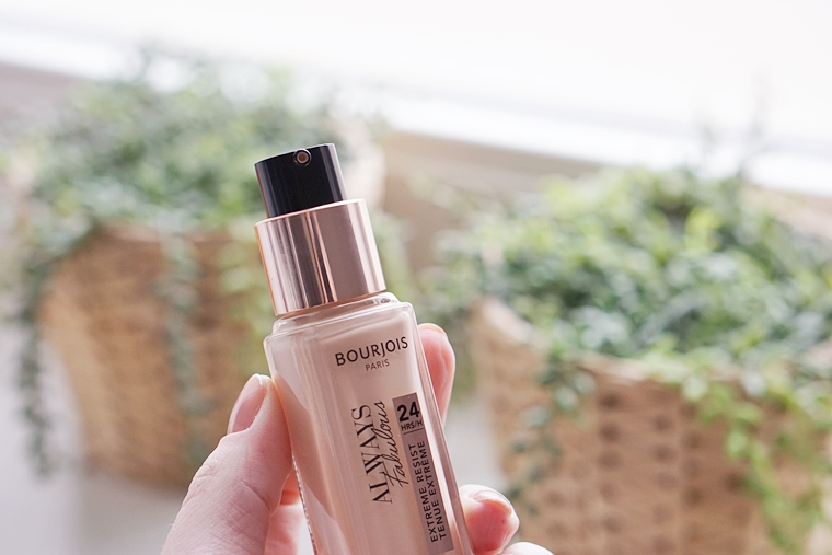 bourjois always fabulous extreme resist foundation review 4 - Foundation Friday | Bourjois Always Fabulous Extreme Resist foundation