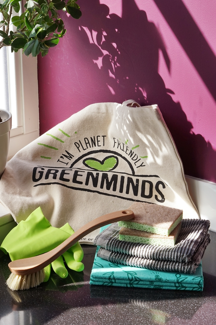 greenminds 1 - Bewuster leven | Planet friendly huishouden met Greenminds
