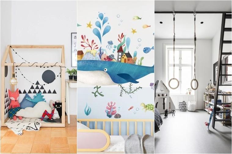 kinderkamer inspiratie tips 1 - Interieur | Drie leuke ideeën voor de kinderkamer