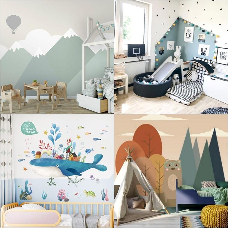 kinderkamer inspiratie tips 3 - Interieur | Drie leuke ideeën voor de kinderkamer