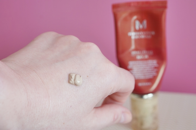 missha m perfect cover bb cream review 3 - Foundation Friday | Missha M Perfect Cover BB Cream