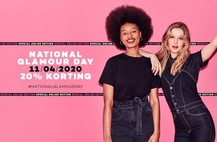 national glamour day 2020 - National Glamour Day 2020 | Alle deelnemende webwinkels + kortingscodes