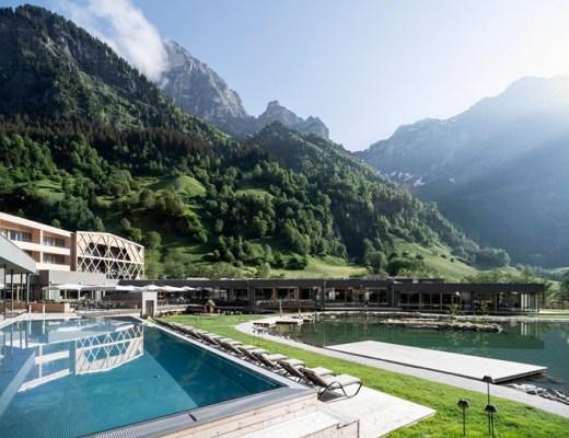 Feuerstein wellness- en familiehotel in Zuid-Tirol