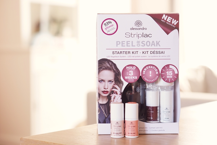 alessandro striplac peel or soak review 3 - Getest   Alessandro Striplac Peel or Soak starter kit