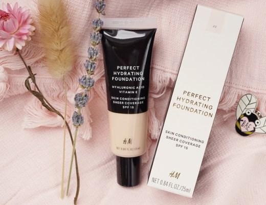 H&M Perfect Hydrating Foundation review