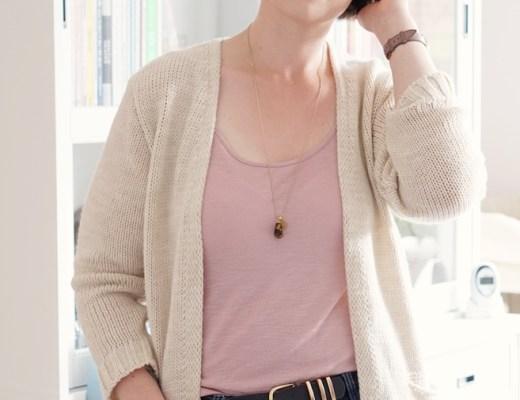 Knit Factory vest