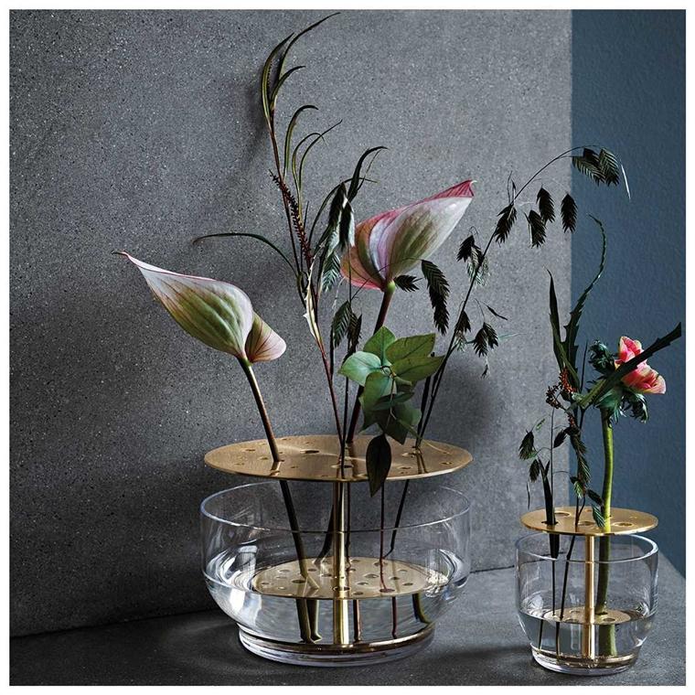 fritz hansen ikebana vaas 4 - Love it! | Ikebana, de Japanse kunst van het bloemschikken