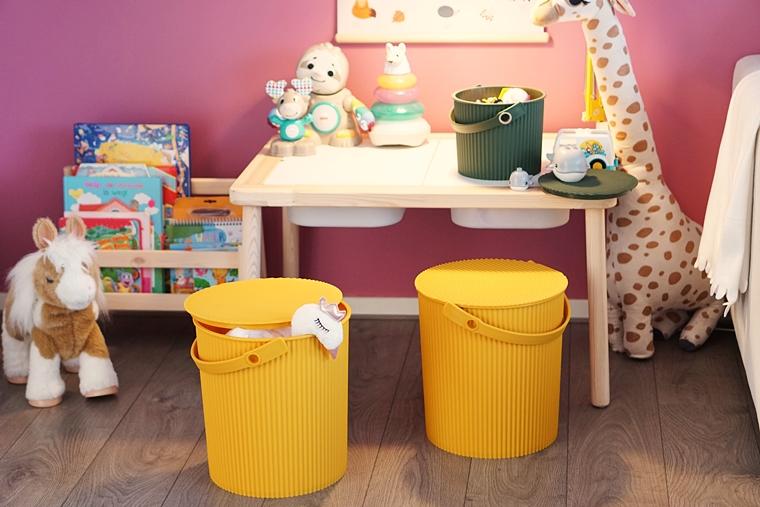 hachiman omnioutil bucket emmer speelhoek 4 - Home | Een update van het speelhoekje voor de meiden
