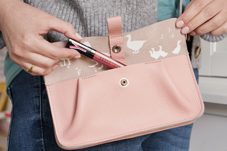 keecie tas soft pink 1 - Love it! | Mijn nieuwe Keecie tas