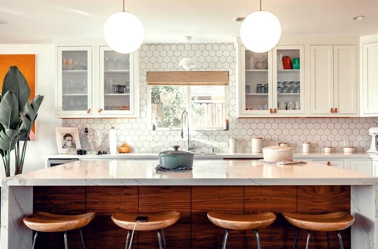 keuken stylen tips 2 - Home | Tips om je keuken mooi te stylen