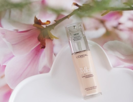 L'Oréal True Match foundation review/ervaring/test