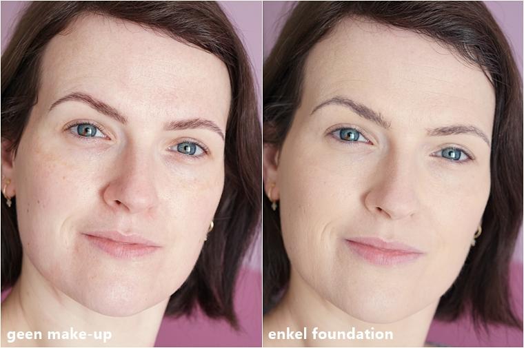 be creative make up wonder wear foundation review 5 - Foundation Friday   BE Creative Make-up Wonder Wear foundation