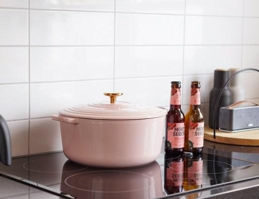 BK Bourgogne braadpan (zoervleisj recept)