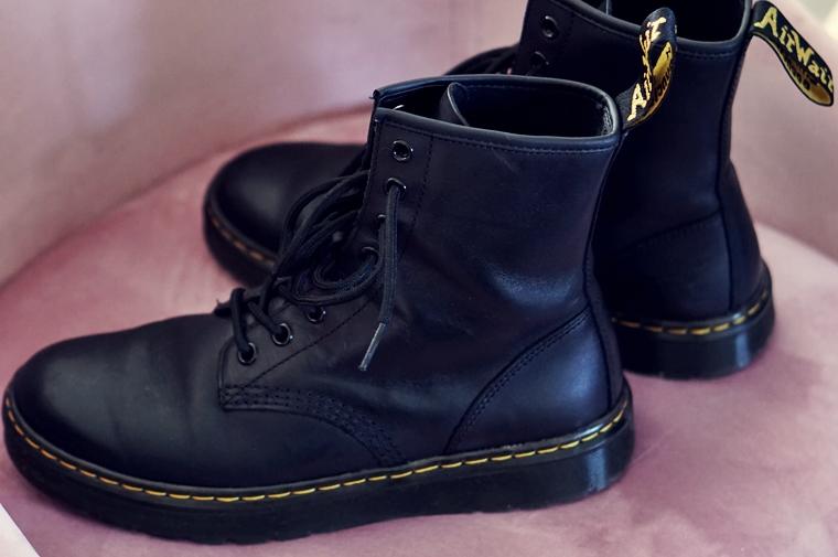 dr martens thurston lusso outfit 3 - New in | Dr Martens Thurston boots (+ tips voor het inlopen van Dr Martens)