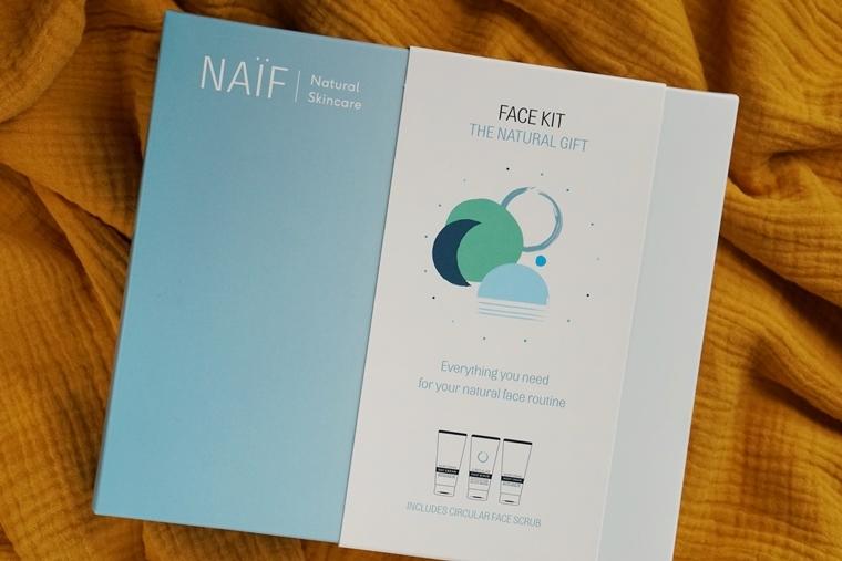 naif face kit 1 - Natural skincare | Naïf Face Kit
