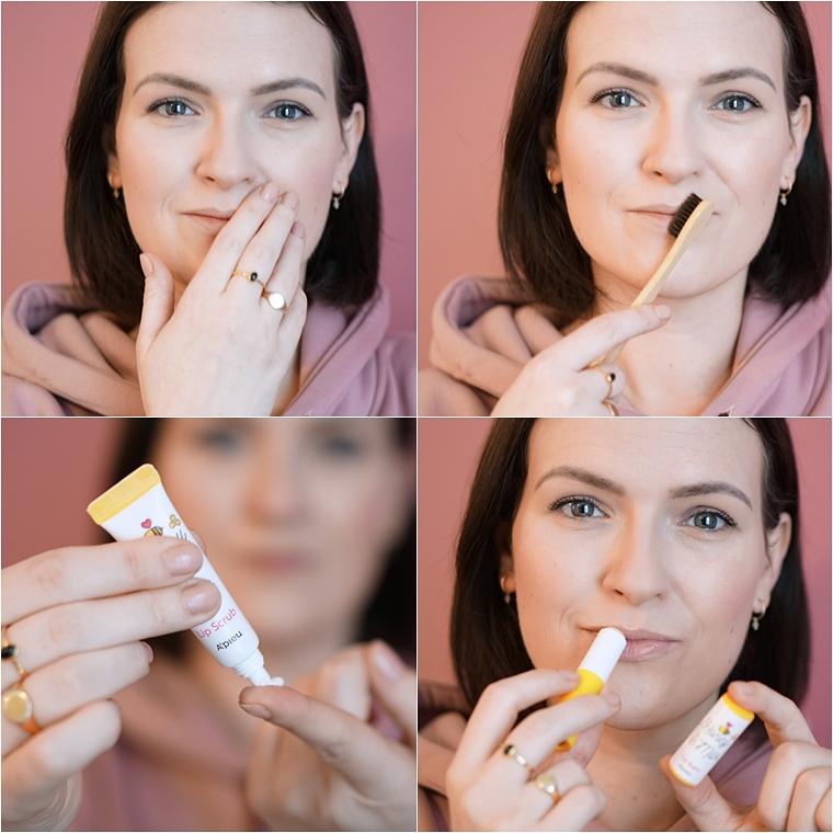 korean skincare apieu honey milk lip 1 - How to   Velletjesvrije en zachte lippen in 3 stappen