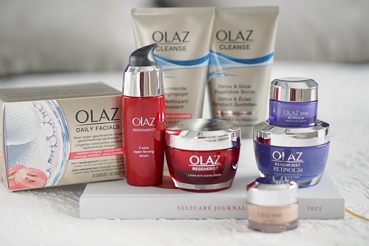 olaz glow pakket 4 - Skincare tip | Stralend het nieuwe jaar in met Olaz