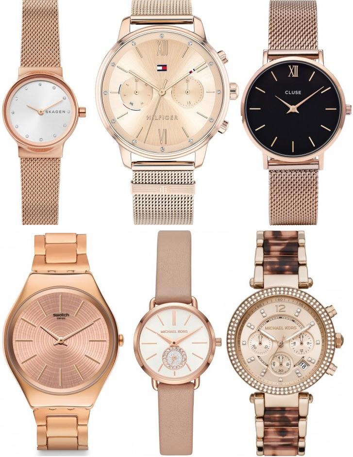rose gouden horloge trend 2021 1 - On Trend | De mooiste rose gold horloges