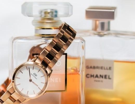 rose gold horloge trend