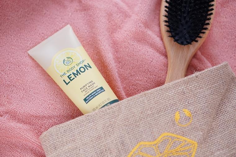 the body shop lemon review 4 - The Body Shop Lemon