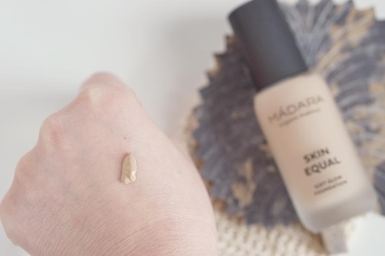 madara skin equal soft glow foundation review 3 - Foundation Friday | Mádara Skin Equal soft glow foundation